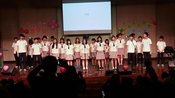 2015 Talent Show - Curry 보기