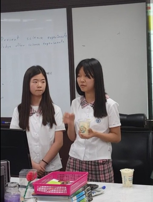 2016 Science Presentation-Gr.7 Sophie&Lo 보기