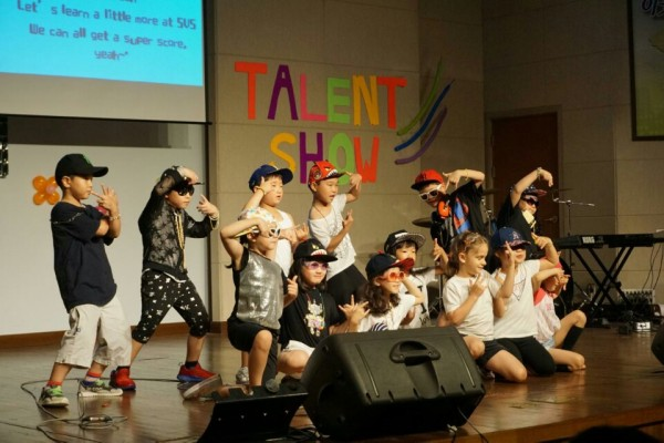 2016 Talent Show / Gr.1 Show me your Soo 보기