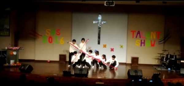 2016 Talent Show / Gr.9 Keys to the King 보기